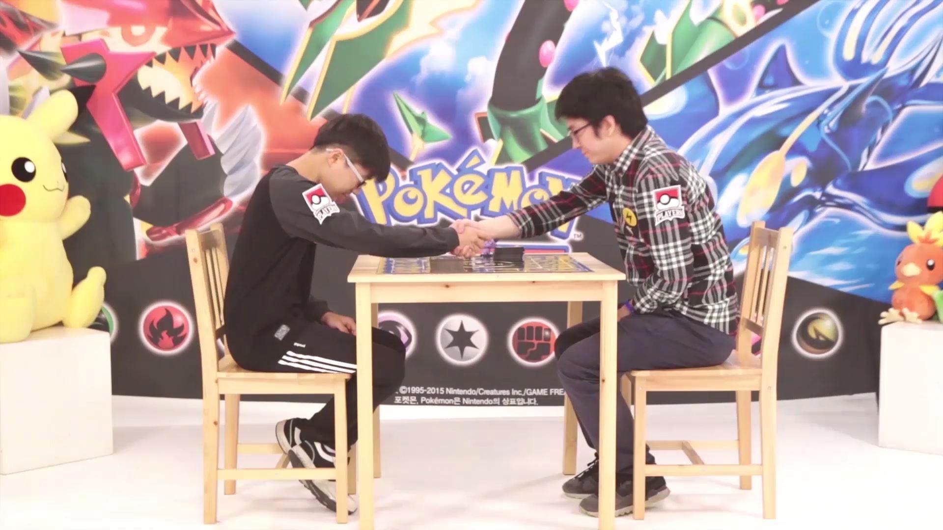 PLAYER 김혁 VS. PLAYER 김건우