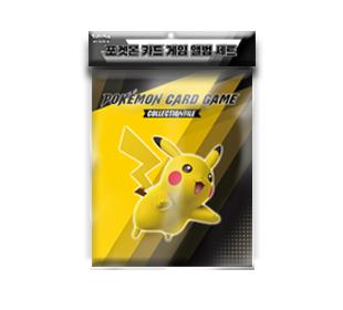 포켓몬 카드 게임 XY BREAK 「피카츄 앨범 세트」