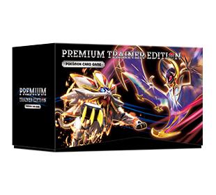 포켓몬 카드 게임 썬&문 프리미엄 트레이너 에디션