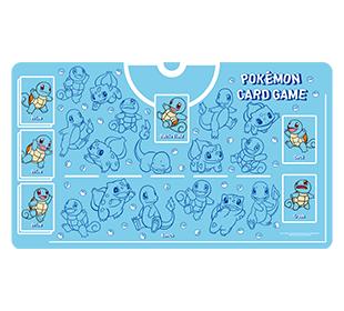 포켓몬 카드 게임 플레이매트 「꼬부기」
