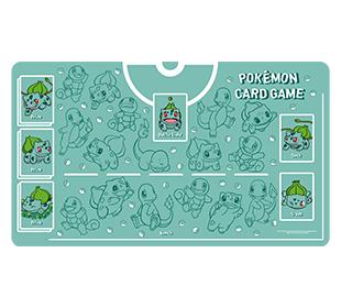 포켓몬 카드 게임 플레이매트 「이상해씨」