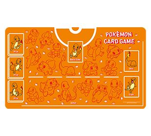 포켓몬 카드 게임 플레이매트 「파이리」