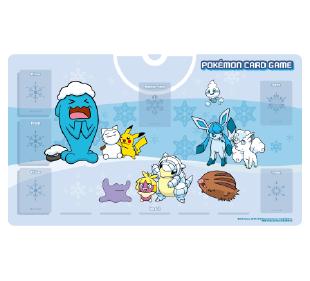 포켓몬 카드 게임 플레이매트 「겨울이야기」