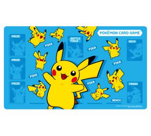 포켓몬 카드 게임 플레이매트 「피카츄 블루」