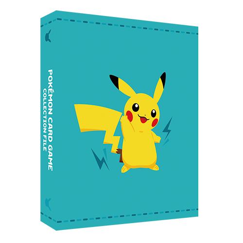 포켓몬 카드 게임 링 바인더 「피카츄 그린」