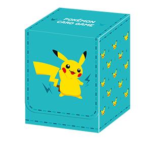 포켓몬 카드 게임 덱 케이스 「피카츄 그린」