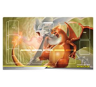 포켓몬 카드 게임 플레이매트 「더블블레이즈」