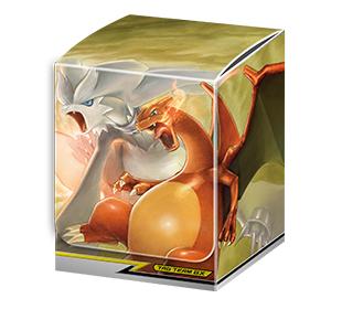 포켓몬 카드 게임 덱 케이스 「더블블레이즈」