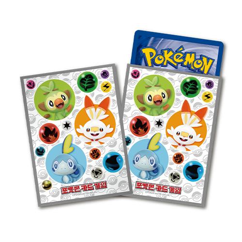 포켓몬 카드 게임 카드 실드 「흥나숭·염버니·울머기」