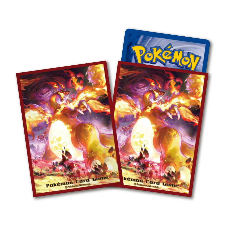 포켓몬 카드 게임 카드 실드 「거다이맥스 리자몽」