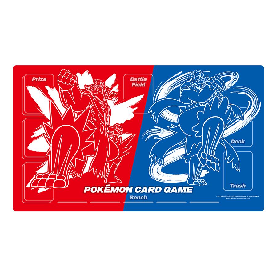 포켓몬 카드 게임 플레이매트 「거다이맥스 우라오스」